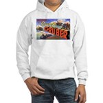 Camp Gruber Oklahoma (Front) Hooded Sweatshirt