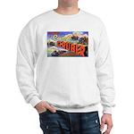 Camp Gruber Oklahoma (Front) Sweatshirt