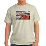 Camp Gruber Oklahoma Ash Grey T-Shirt
