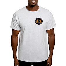 Israeli Navy Ash Grey T-Shirt