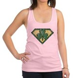 Super Shamrock Racerback Tank Top