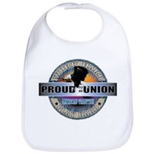 Proud to be Union Bib