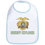 Sheriff Explorer Bib