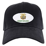 Sheriff Explorer Black Cap