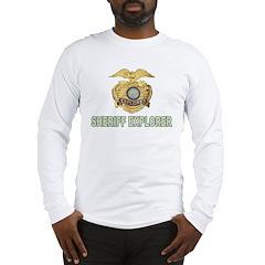 Sheriff Explorer Long Sleeve T-Shirt