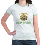 Sheriff Explorer Jr. Ringer T-Shirt
