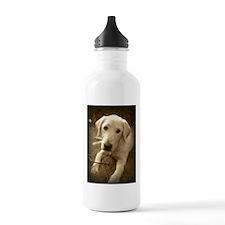 Mellow Yellow Fellow Water Bottle