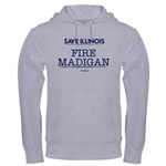 Fire Madigan Hooded Sweatshirt