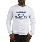 Fire Madigan Long Sleeve T-Shirt