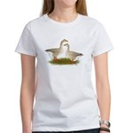 Tufted Buff Geese Women's T-Shirt