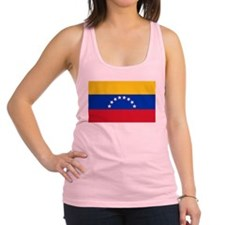 Flag of Venezuela Racerback Tank Top