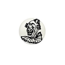 Clown Mini Button