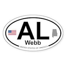 Webb Decal