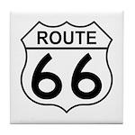 U.S. Route 66 Tile Coaster