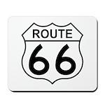 U.S. Route 66 Mousepad