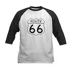 U.S. Route 66 Kids Baseball Jersey