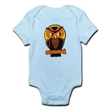 Retro Owl Infant Bodysuit
