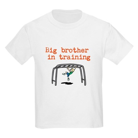 Make a bold statement with our Big Brother In Training T-Shirts, or choose from our wide variety of expressive graphic tees for any season, interest or occasion. Whether you want a sarcastic t-shirt or a geeky t-shirt to embrace your inner nerd, CafePress has the tee you're looking for.