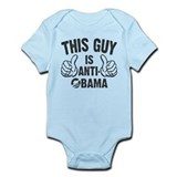 This Guy Is Anti-Obama Onesie