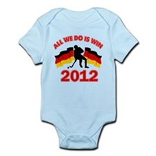 All Germany does is win Infant Bodysuit