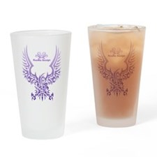 Tr-Eagle Drinking Glass