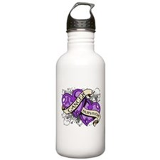GIST Cancer Survivor Water Bottle