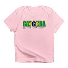 Capoeira designs Infant T-Shirt