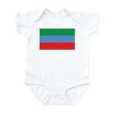 Dagestan Flag Infant Bodysuit