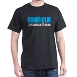 Granholm 2006 Black T-Shirt