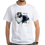 &quot;Smiling Keeshond&quot; Shirt
