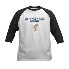 Volleyball Star In Training Tee