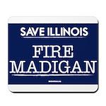Fire Madigan Mousepad