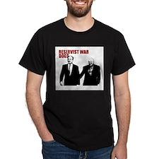 Reservist War Dogs Black T-Shirt