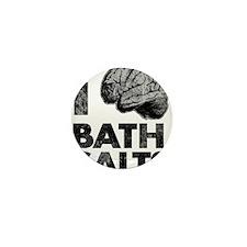 I brain BATH SALTS Mini Button