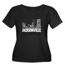 Jacksonville Skyline T