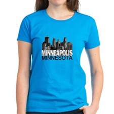 Minneapolis Skyline Tee