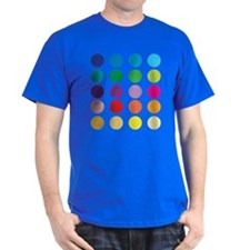 Cute Retro dots T-Shirt