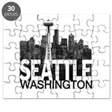 Seattle Skyline Puzzle