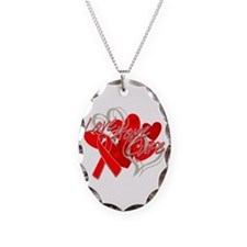 AIDS Love Hope Cure Necklace