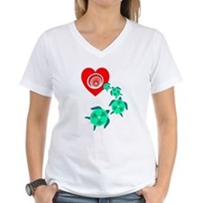 Follow your Heart Turtle Shirt