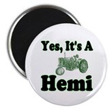 "Yes, It's A Hemi Tractor 2.25"" Magnet (10 pack)"
