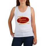 Dont forget my senior discount Women's Tank Top