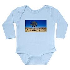 joshua Long Sleeve Infant Bodysuit