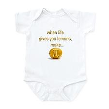 Make Lemon Pi Infant Creeper