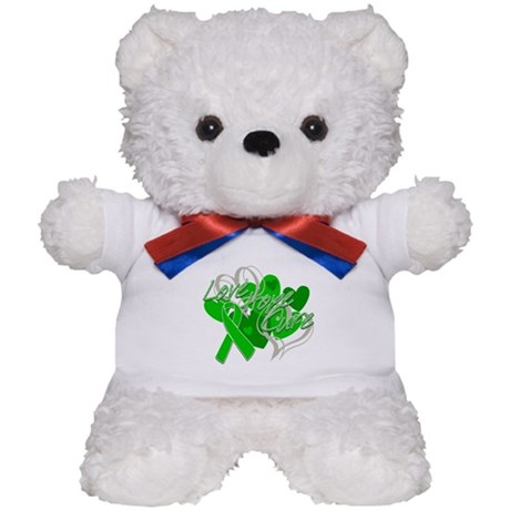 Bile Duct Cancer Love Hope Cure Teddy Bear