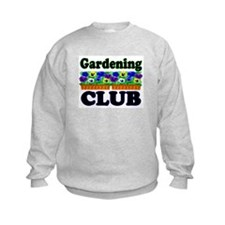 Gardening Club Kids Sweatshirt