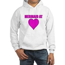 Mermaid at heart Hoodie