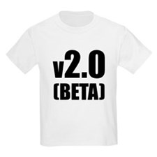 v2.0 Beta Kids T-Shirt