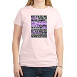 Heres to the Crazy Ones Women's Light T-Shirt