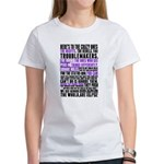 Heres to the Crazy Ones Women's T-Shirt
